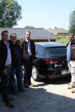 Resolute keuze voor duurzame CNG wagens